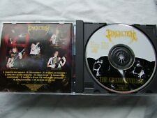 "BENEDICTION-"" THE GRAND LEVELLER"" CD NO IFPI WHITE DISC"