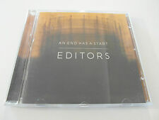 Editors - An End Has A Start (CD Album) Used very good