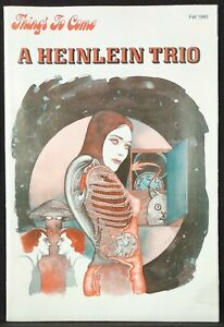 Things To Come Newsletter Fall 1980 A Heinlein Trio
