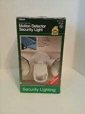 Woods Outdoor Security Motion Detector Security Light 2155 Open Box
