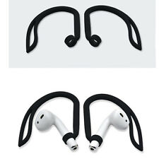 2PCS Silicone Anti-lost Sports Ear Hook Holders Fit for AirPods 1 2 Pro Earphone