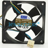 for AVC 80 X 20MM PWM CASE FAN TOP DA08020B12U