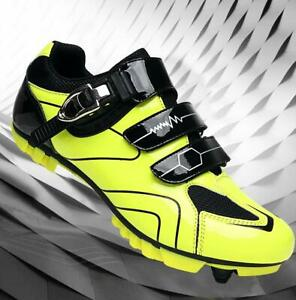 Cycling Shoes Men MTB Outdoor Non-Slip Bicycle Sneaker Professional Self-Locking