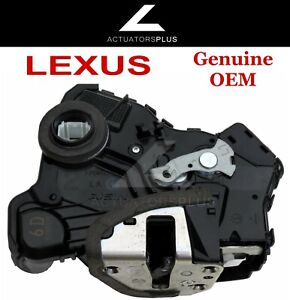 Lexus Lock Actuator Assembly 690300C050 OEM Genuine Factory Front Right Toyota