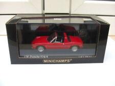 Porsche 914/4 1969 1973 red Minichamps 430065665 MIB 1:43 911 959 968 MEGA RARE