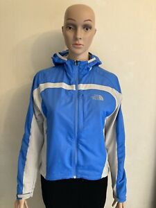 The North Face Size Small Ladies Jacket Women's Lightweight Hooded Coat +Pockets