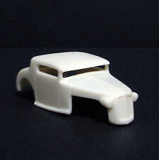 JF HO '33 Plymouth 3 Window Resin Slot Car Body For T-jet  #31
