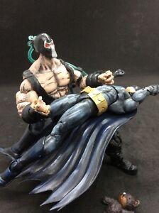 "Bane DC Comics Custom Action Figure 6.5"" Marvel Legends Toybiz Action Figure."