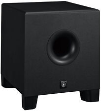 Yamaha HS8S Studio Subwoofer HS-8S Best deal on eBay Free Expedited Shipping!