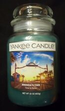 Yankee Candle Scented 22 oz Large Jar Candle - Brenda's Time NEW