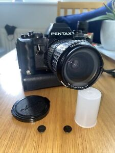 Pentax LX (pro camera Outfit) armature use