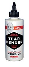 TEAR MENDER ADHESIVE 6 OZ  TG-6  FABRIC & LEATHER ADHESIVE BISH'S ORIGINAL
