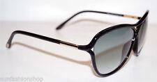 Occhiali da sole da donna neri marca Tom Ford Protezione 100 % UVA & UVB