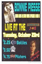 2012 Bonnie Piesse Aunt Beru Lars STAR WARS Cotton Eyed Joe Concert handbill