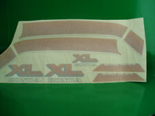 HONDA XL 600 LM H PD04 '86 ADESIVI STICKERS