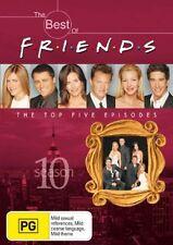 Friends Best of S10                      Series 10 Season 10 DVD R4