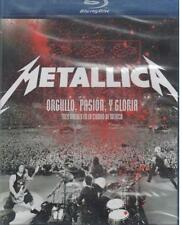 Metallica - Orgullo, Pasion y Gloria  Blu Ray   Orginalware