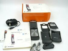 Motorola Razr V3 Cell Phone with Box and Components Unlocked