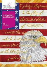 Anita Goodesign Pledge Of Allegiance Embroidery Designs CD