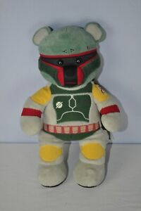 Star Wars Boba Fett the Original Mandalorian Plush Build A Bear