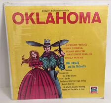 Rodgers & Hammerstein's Oklahoma Vintage Vinyl Record Grand Prix K-410 Sealed