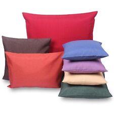 """Modern Pillowcase Cushion cover 16x16"""" 16x24"""" 22x22"""" 32x32"""" Different colours"""