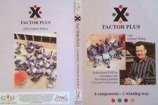 RACING PIGEON DVD - X Factor PLUS