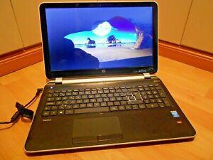 PORTATIL HP Pavilion 15 / Intel core i5 / 500 gb de disco / 4 gb de ram