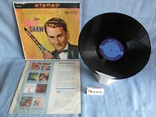 The Great Artie Shaw - Artie Shaw (Single LP)