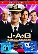 David James Elliott - JAG: Im Auftrag der Ehre - Season 3, Vol. 1 [3 DVDs] (OVP)