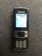 Samsung GT C3050 - Black (Locked To Tesco Mobile ) Mobile Phone