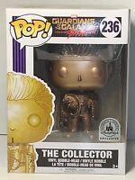 Pop! Marvel: Guardians of the Galaxy - The Collector - Disney Parks #236