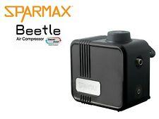 Sparmax Beetle Mini Airbrush Compressor with Start-Stop Hanger