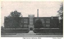 Defiance,Ohio,High School,c.1909
