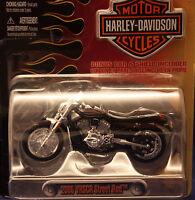 **Harley-Davidson**2006 VRSCR Street Rod**Maisto*neu*1:24*Standmod.