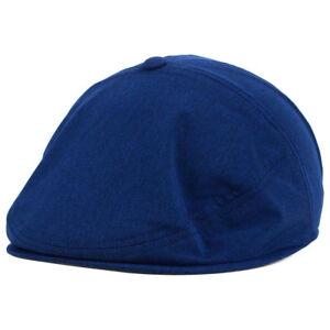 Kangol Tone Quarterback Driver Gatsby Hat Cap Fashion Modern Men's Dress Navy K