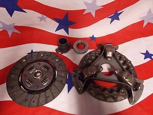 M38 M38A1 CLUTCH KIT WILLYS JEEP MB CJ2A AND 3A 8 1/2 INCH 802410
