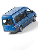 Mercedes-Benz Modellauto 1:87 Sprinter Kombi 2013 blau B66004637