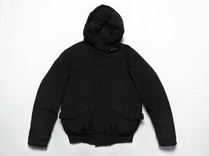 Woolrich Men's Polar Jacket Down Filled Bomber Size USA - M / EU - L Winter Coat
