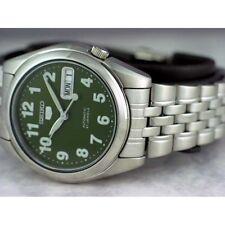 Seiko 5 Reloj Automático para Hombre 21 joyas ver a través de la parte posterior SNK379K1 vendedor del Reino Unido