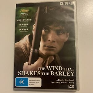 The Wind That Shakes The Barley (DVD, 2006) Cillian Murphy Region 4