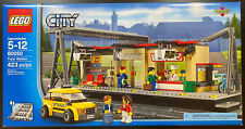 LEGO City (60050)Train Station ~NISB~ Very Good Condition