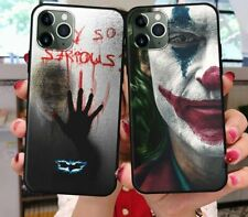 Knight Joker Phone Case For iPhone 6 6S 7 Plus 8 Plus X XS Max XR 11 Pro Max