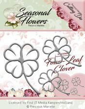 4-blättriges Kleeblatt - Seasonal Flowers Coll. von Precious Marieke  (PM10088)