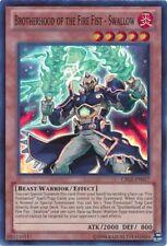 Brotherhood of the Fire Fist - Swallow - CBLZ-EN027 - Super Rare Unlimited
