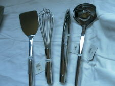 New listing New Williams Sonoma Stainless Steel Cooking Tool Set Of 4