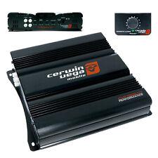 Cerwin Vega Cvp1600.1D Single Channel 1600W 2-Ohm Stable Class D Monoblock Amp