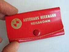 BMW KEY CHAIN BADGE SCHLÜSSELANHÄNGER 2002 TII 02 R80 HEERMANN HEILBRONN NOS