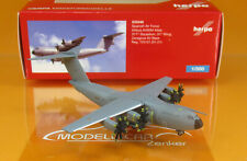 Herpa Wings 533348 Airbus A400M Spanish Air Force Scale 1 500