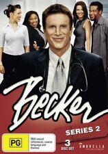 Becker - Season 2 DVD (Region 4) New/Sealed FREE POST